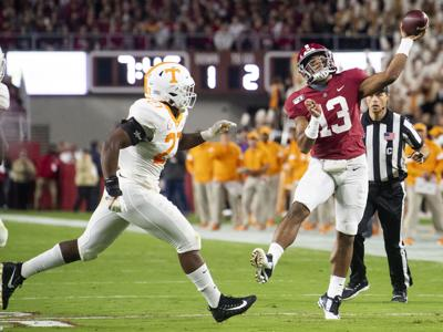 GOOD OL' 13: Tua goes down, but Tide still rocks UT for 13th straight time