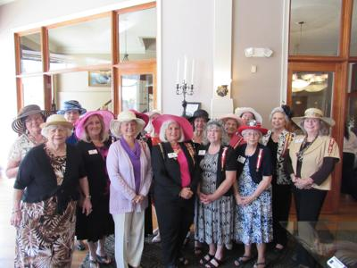 In Your Community ... UDC chapter celebrated Hat Day in May