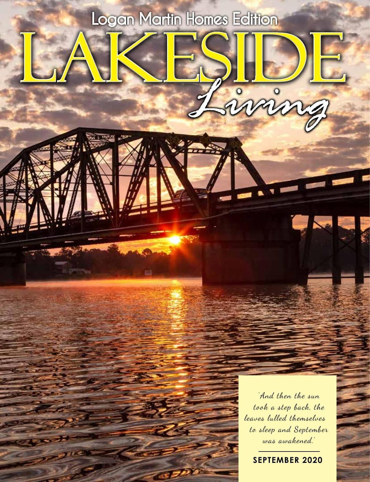 September Lakeside Living