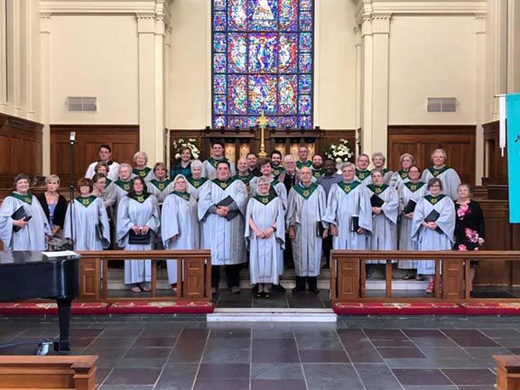 The Chancel Choir