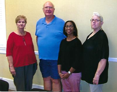 Talladega County Volunteers Program meeting