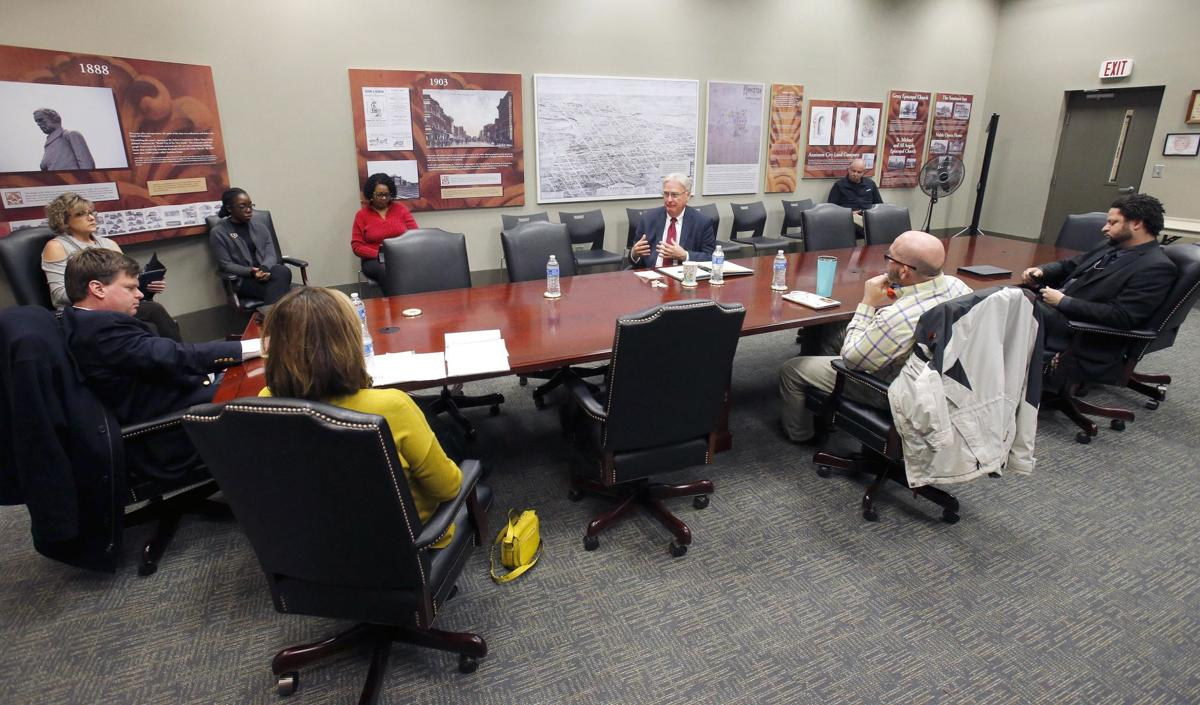 Phillip Tutor: Anniston's challenges and its new city manager