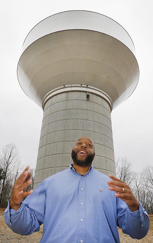 Anniston Water Tower
