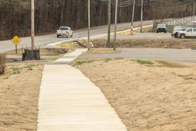 Pell City sidewalks meet ADA standards