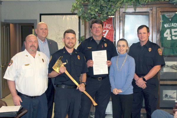 Childersburg Fire Department receives Golden Axe.jpg