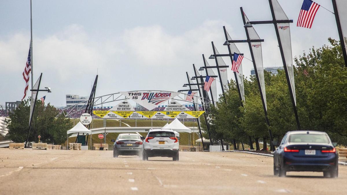 (PHOTOS) Racing returns to Talladega Superspeedway this weekend
