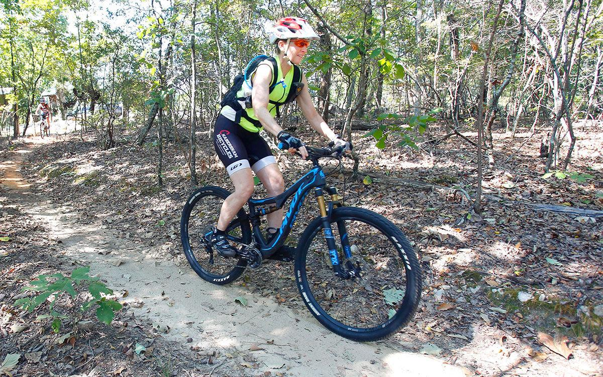 McClellan bike trails