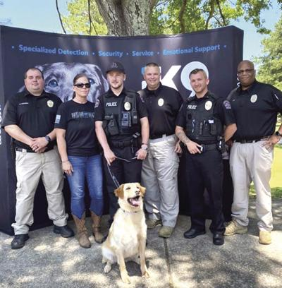 Moody Police Department receives second K9 unit