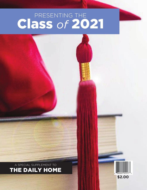 Daily Home Graduation Magazine