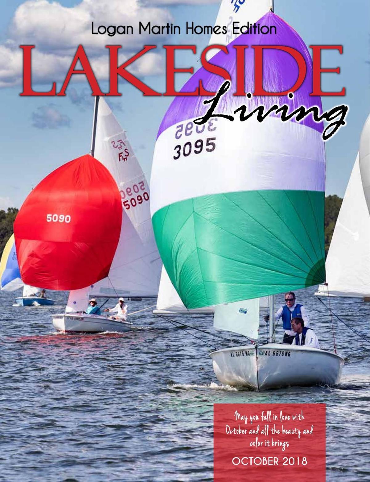 October Lakeside Living 2018