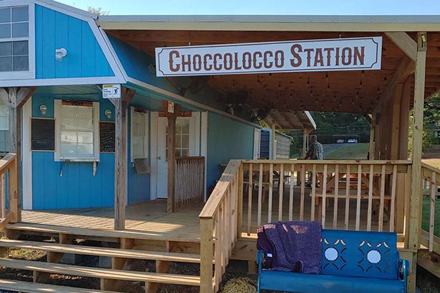 Choccolocco Station