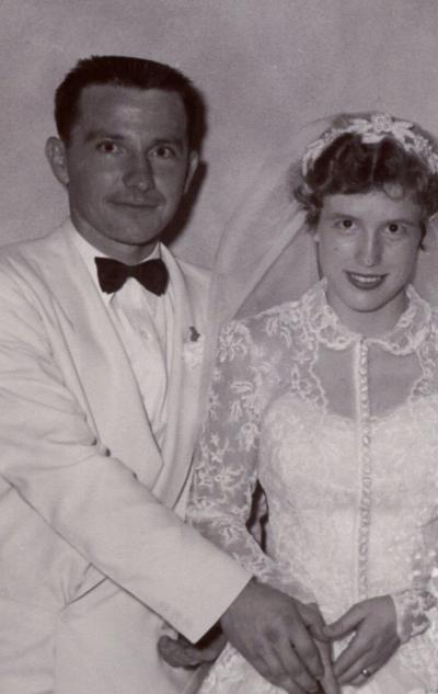 Jerry and Martha Pullen