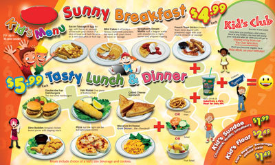 Best kids menu | | annistonstar.com