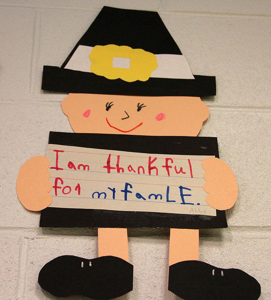 Kitty Stone Elementary School Thanksgiving Feast