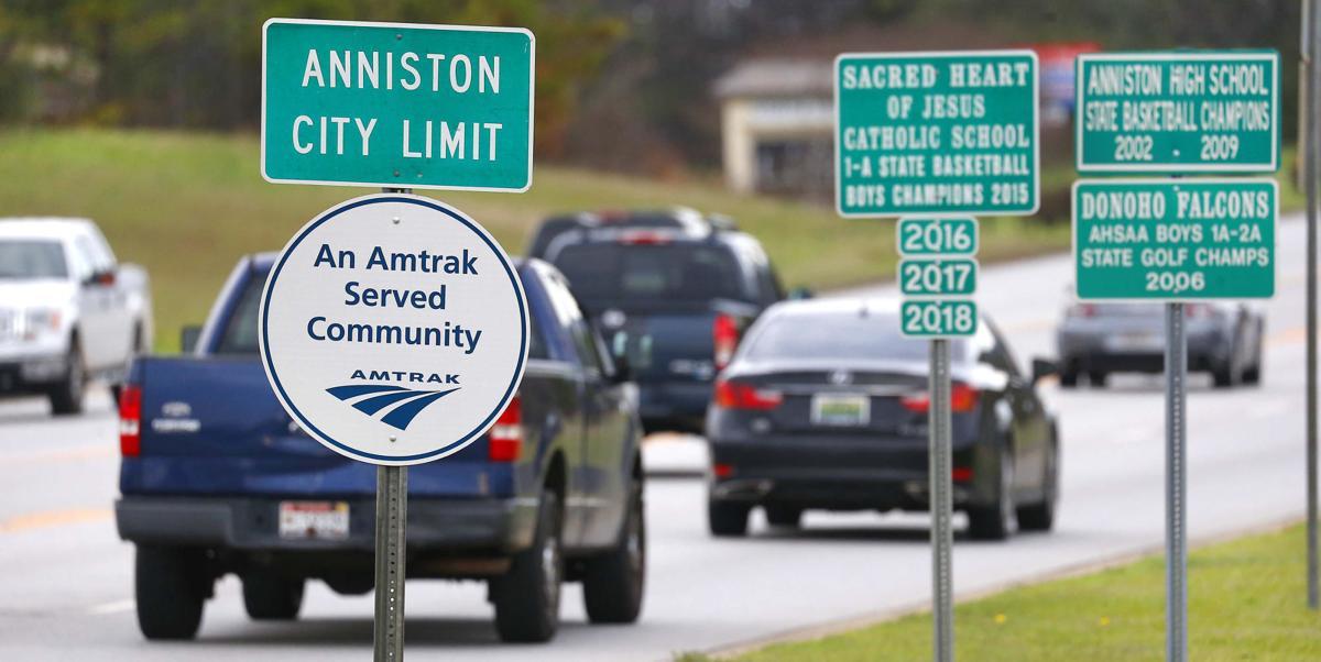 Anniston City Limits