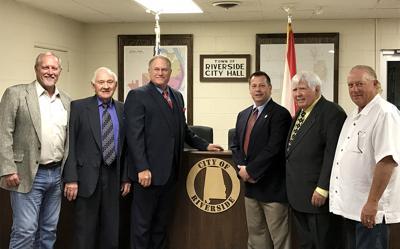 Riverside mayor, City Council take oath of office