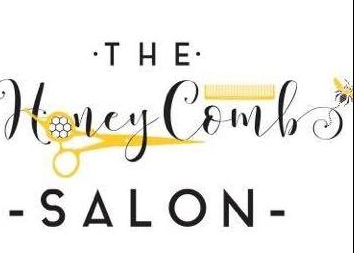 The HoneyComb Salon logo