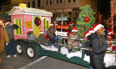 Anniston Christmas Parade