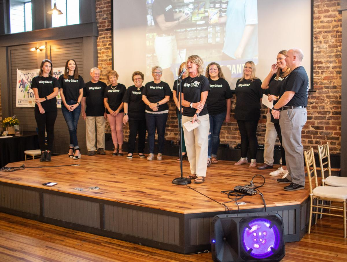 United Way of North Talladega County holds reception to mark start of 2020 fundraising drive (with photos)