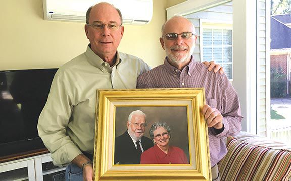 SHERRY KUGHN: Couple's story reminiscent of 'The Notebook'