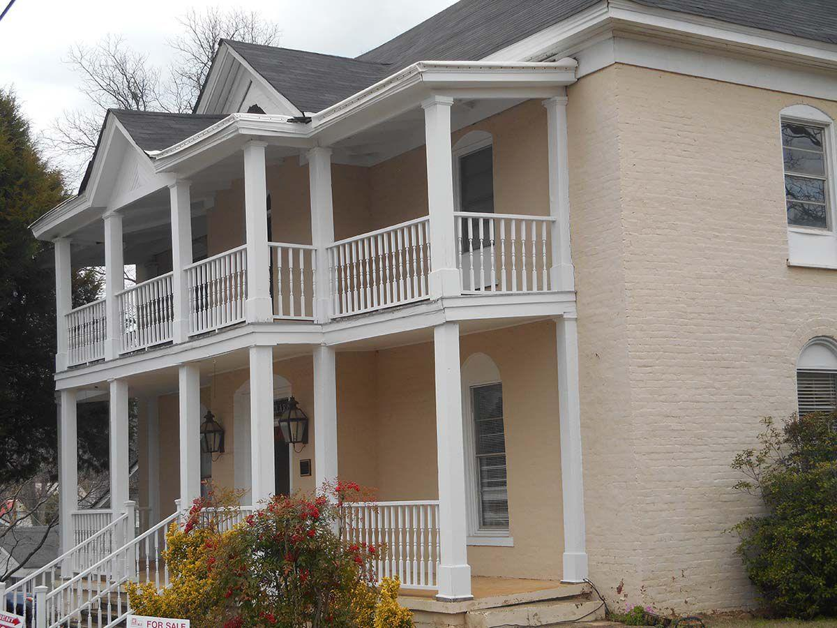 Clardy Mansion