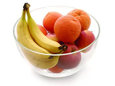 Fruit Fly-Free Fruit