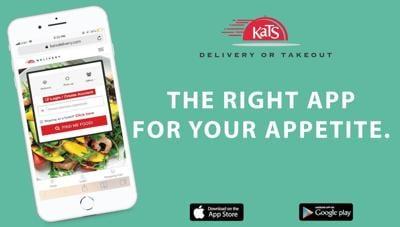 KaTsDelivery.com app
