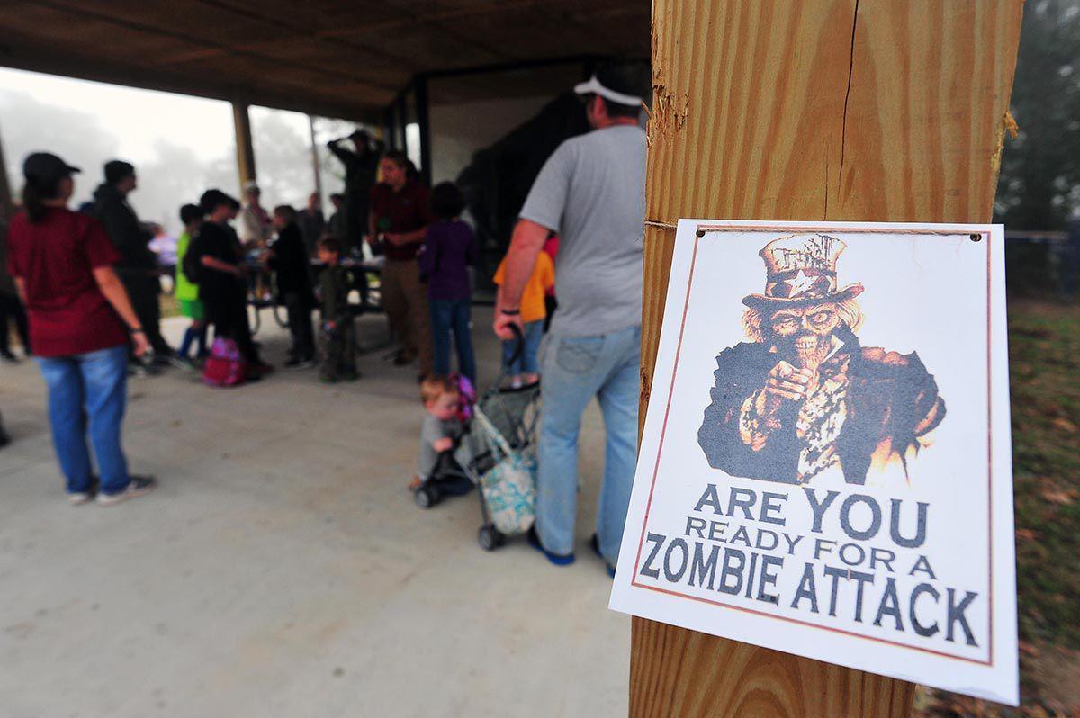 Zombie Survival class