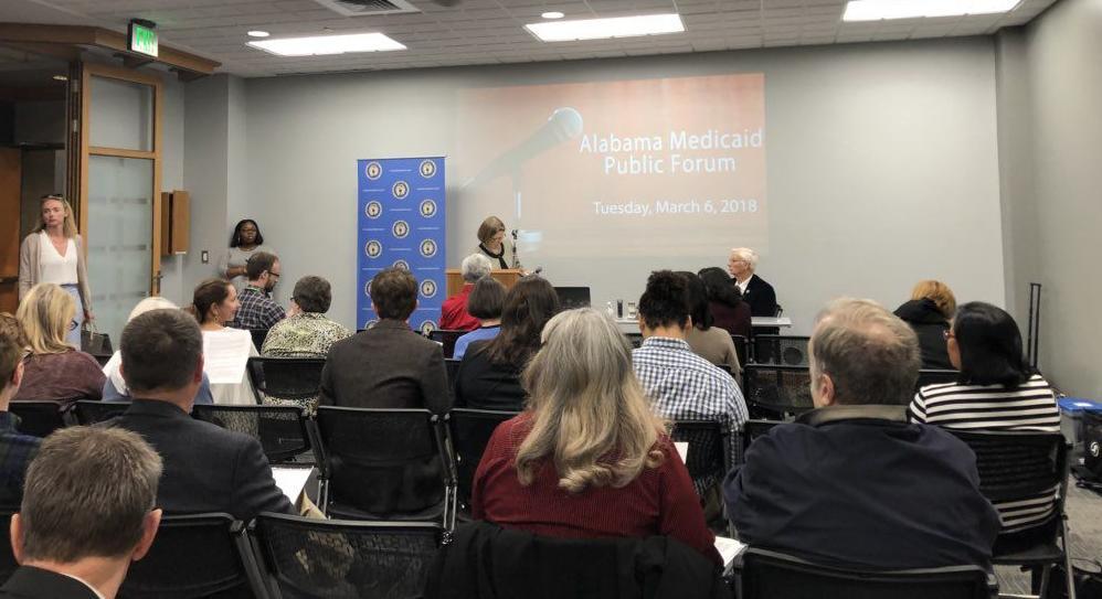 Hoover Medicaid hearing