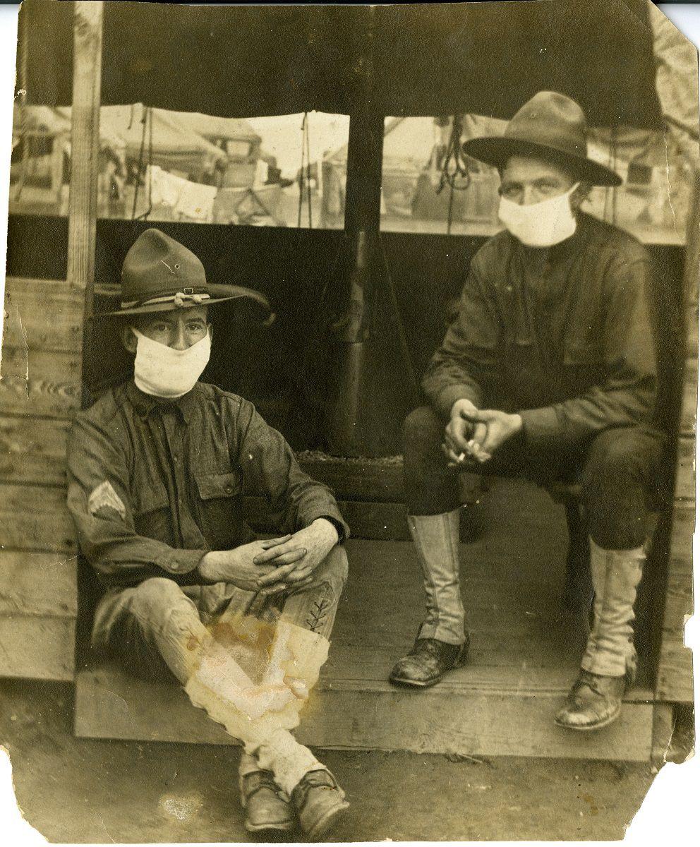 Fort McClellan influenza