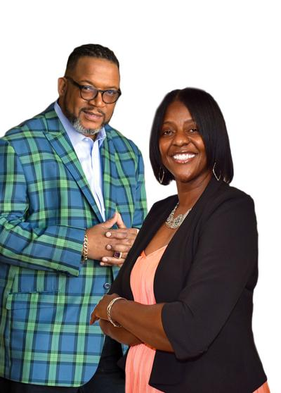 Bishop William A. and first lady Carolyn Span