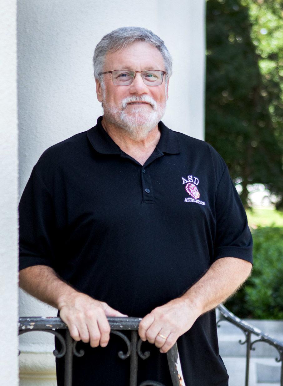 ASD Principal Paul Millard