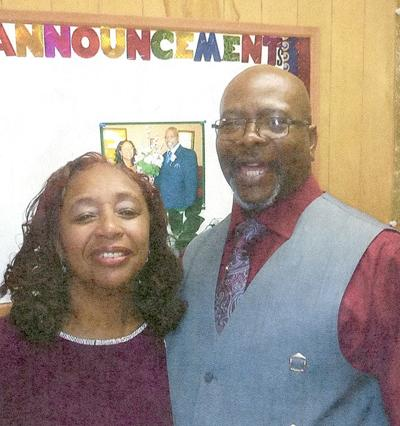 Pastor Roger Holtzclaw and first lady Jacqueline Holtzclaw