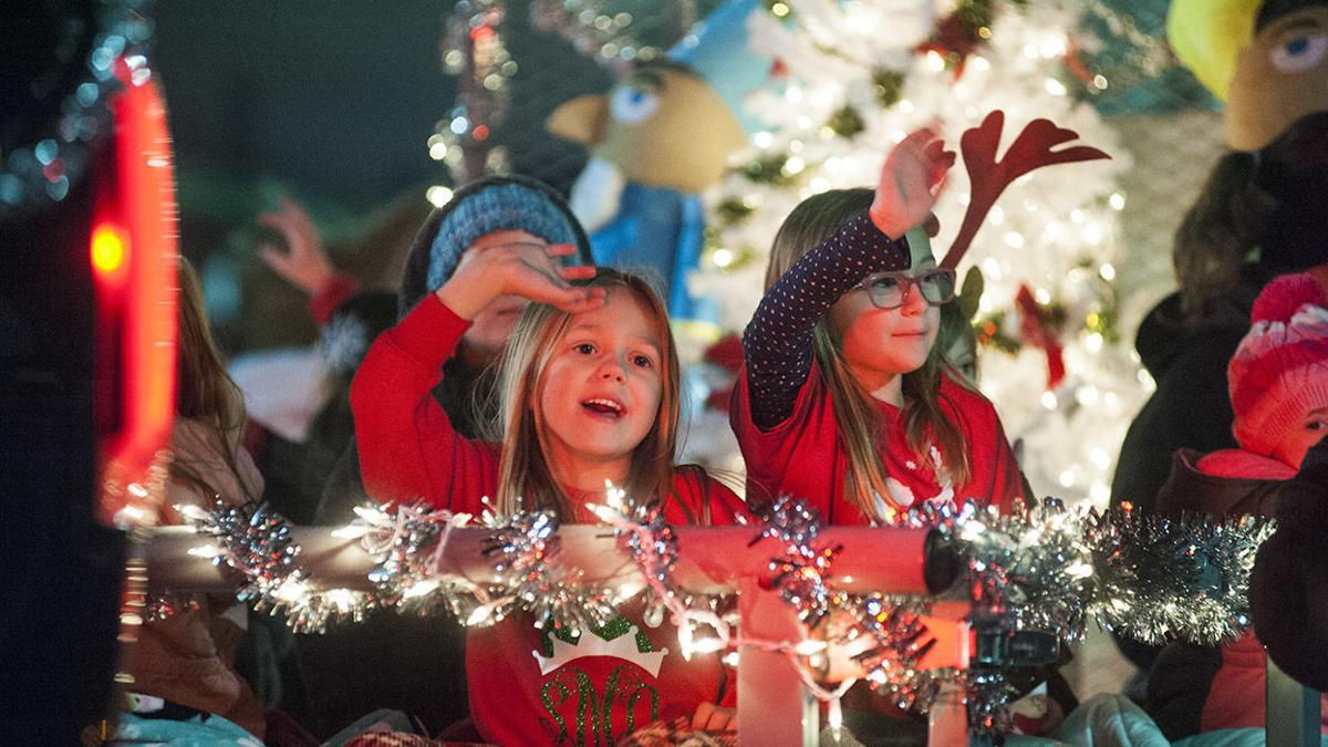 Scenes from the 2018 Pell City Christmas Parade