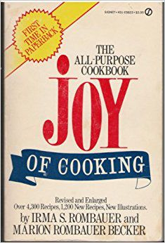 'Joy of Cooking'