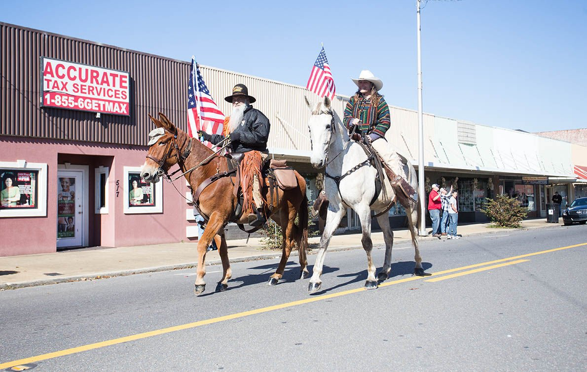 Sylacauga Veterans Day Parade