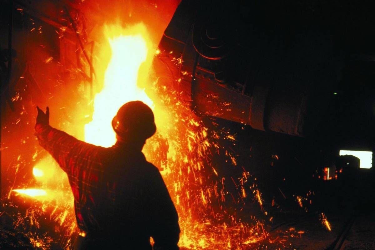 Steelworker in the United States
