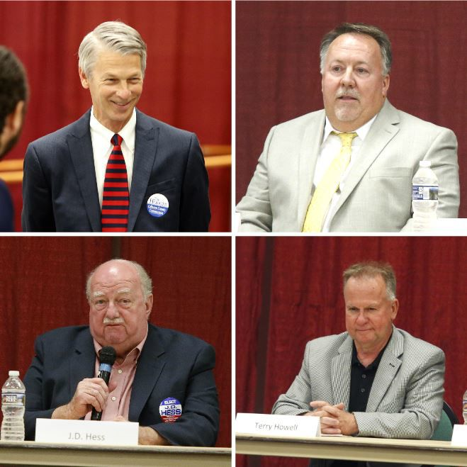 Your guide to Tuesday's runoff elections