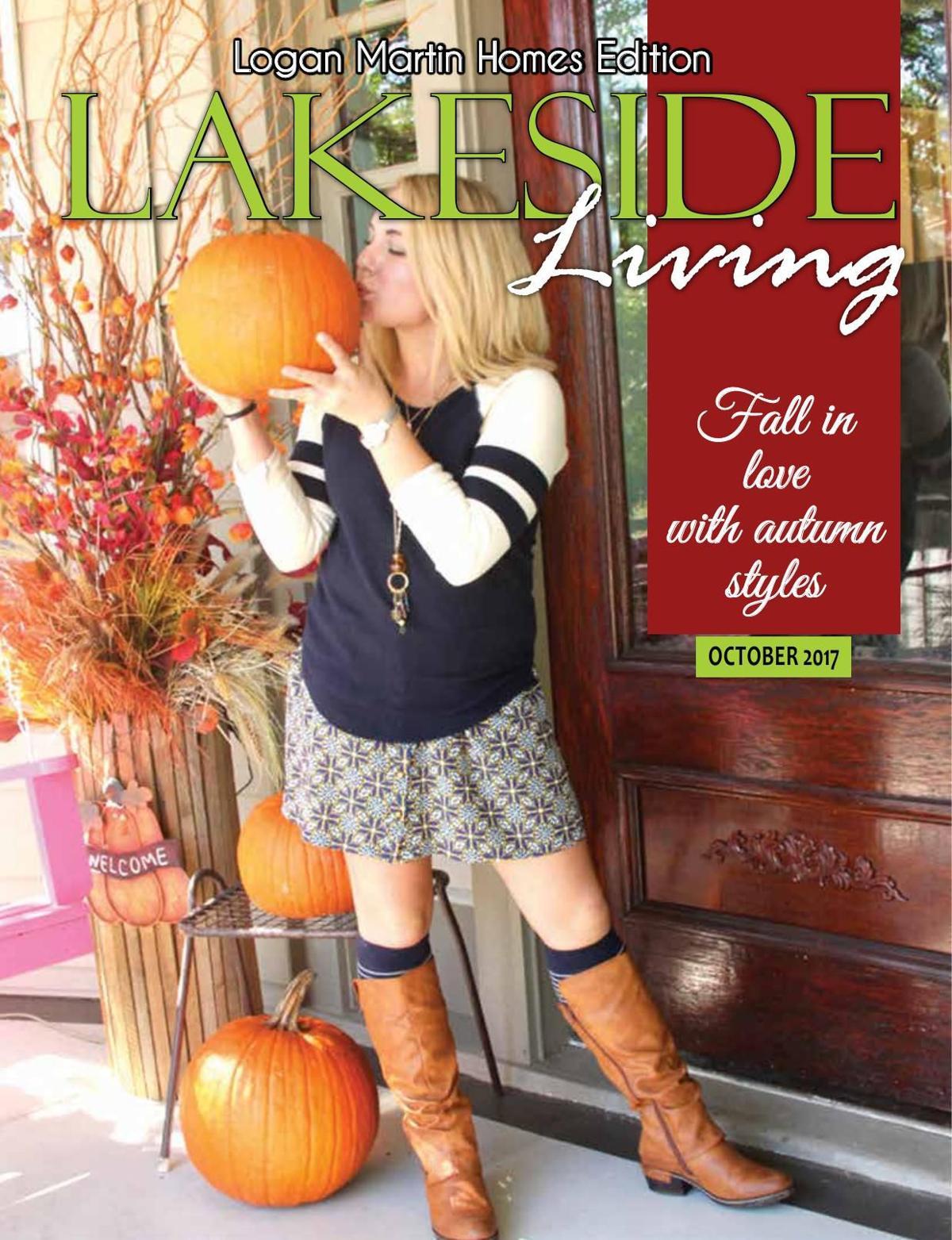 October Lakeside Living