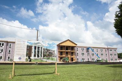 Talladega College residence hall construction update 2 tw.jpg