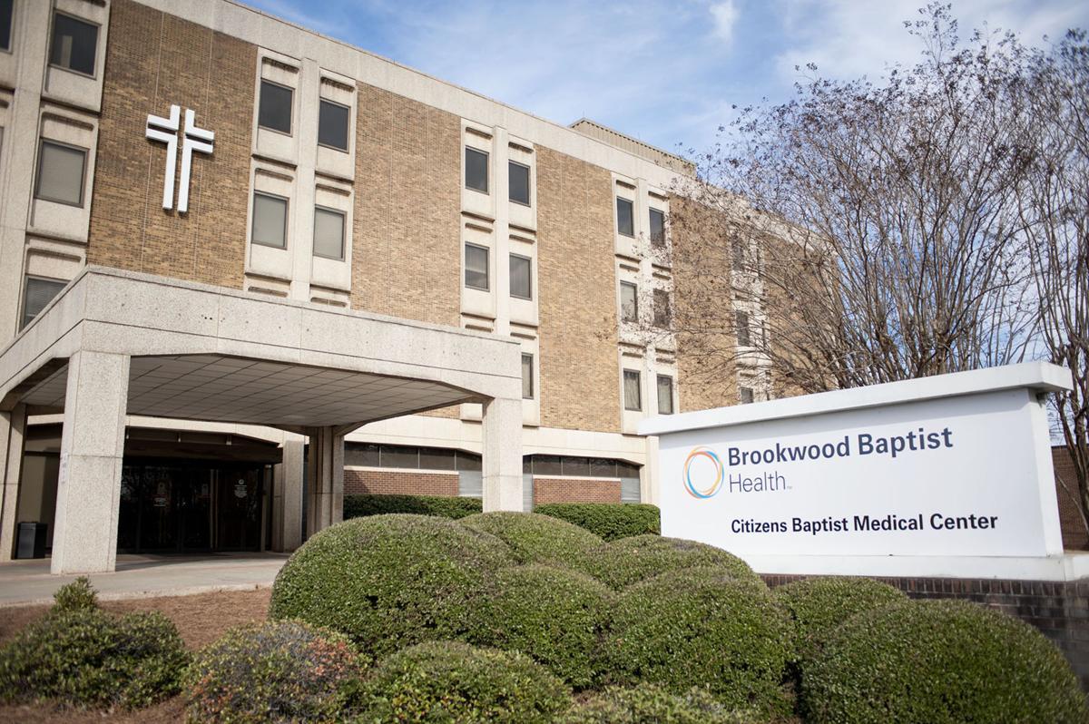 Brookwood Baptist Health/Citizens Baptist Medical Center