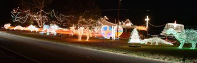 Gilley lights 2013