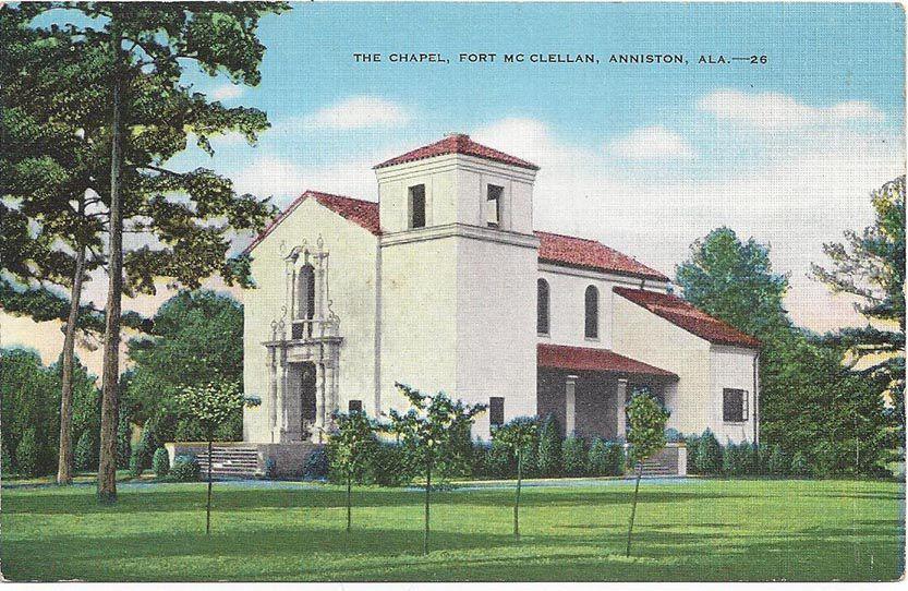 Silver Chapel postcard