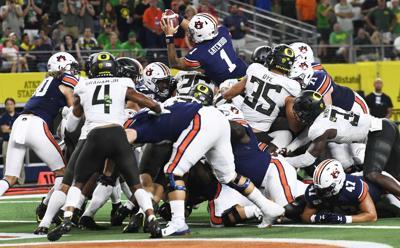 Auburn vs. Oregon