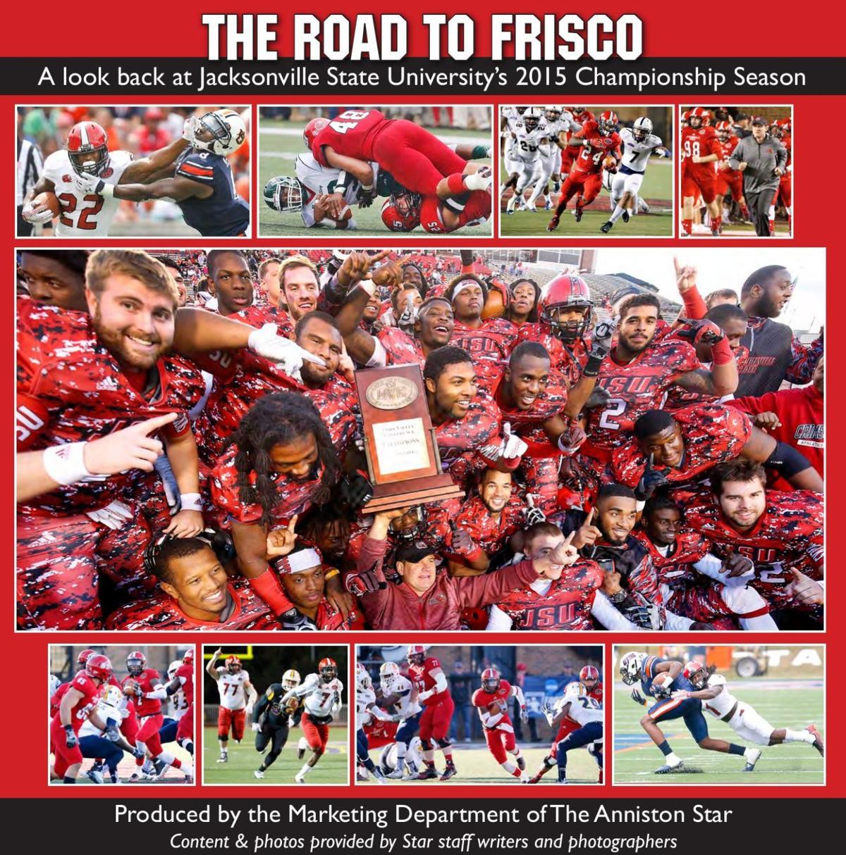 JSU's road to Frisco