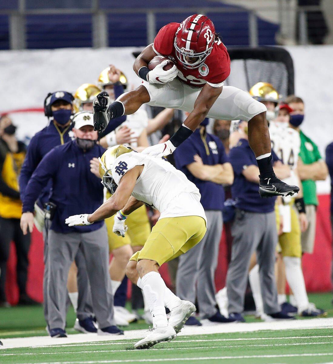 Alabama vs. Notre Dame