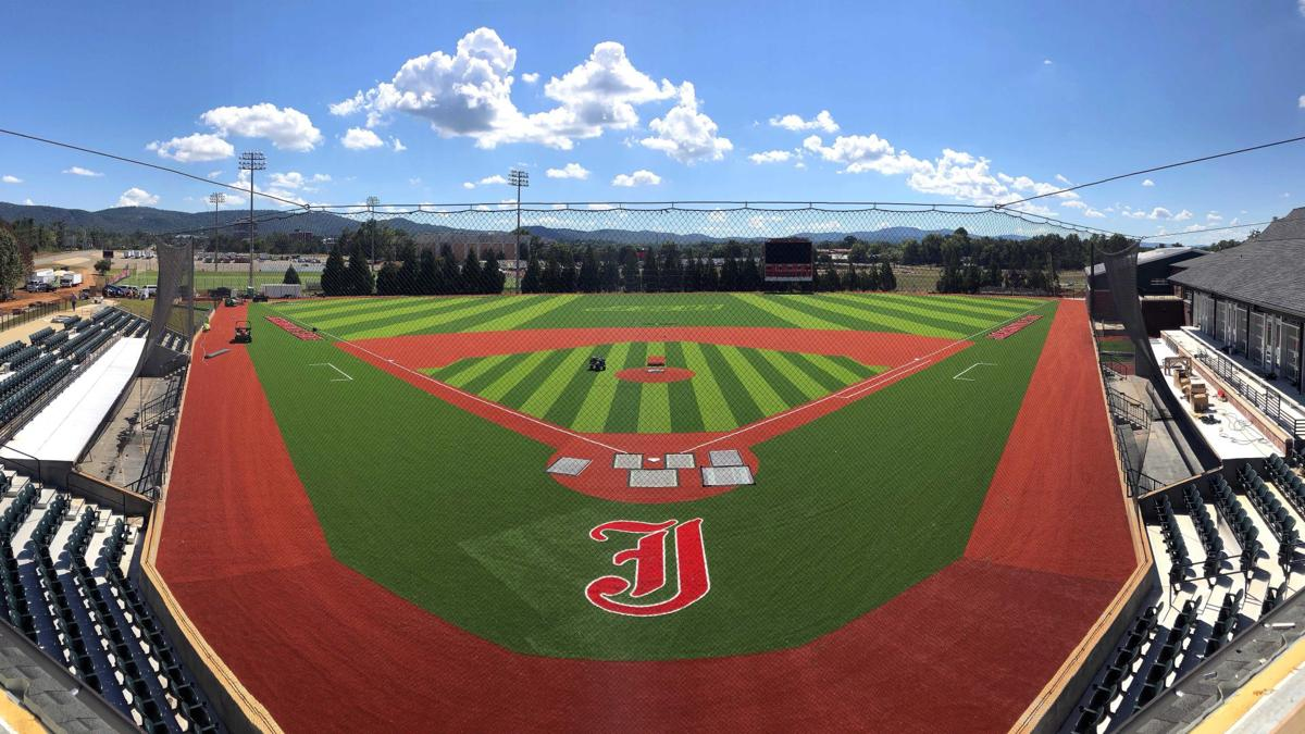 New JSU Baseball Facility
