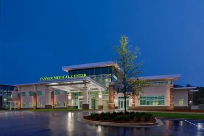 Tanner Medical Center of East Alabama, in Wedowee.