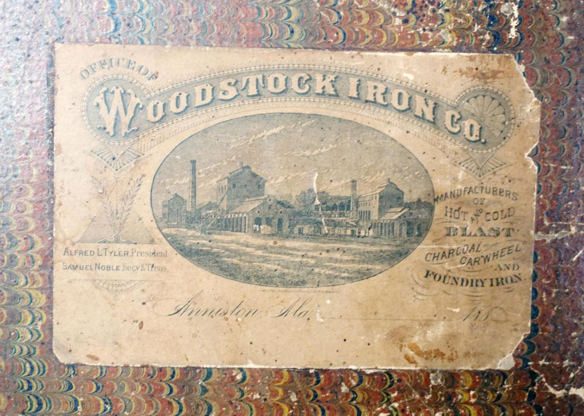 Horses, iron and Anniston: Sam Noble's aging scrapbook is a window into the city father's mind