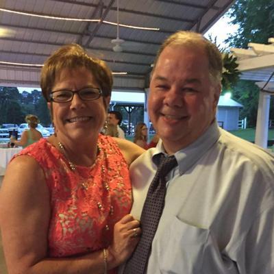 Pat and Rhonda Askins